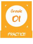 Grade 01 Practice Test